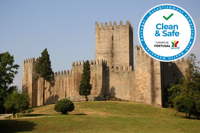 Braga and Guimarães Full Day Private Tour from Porto