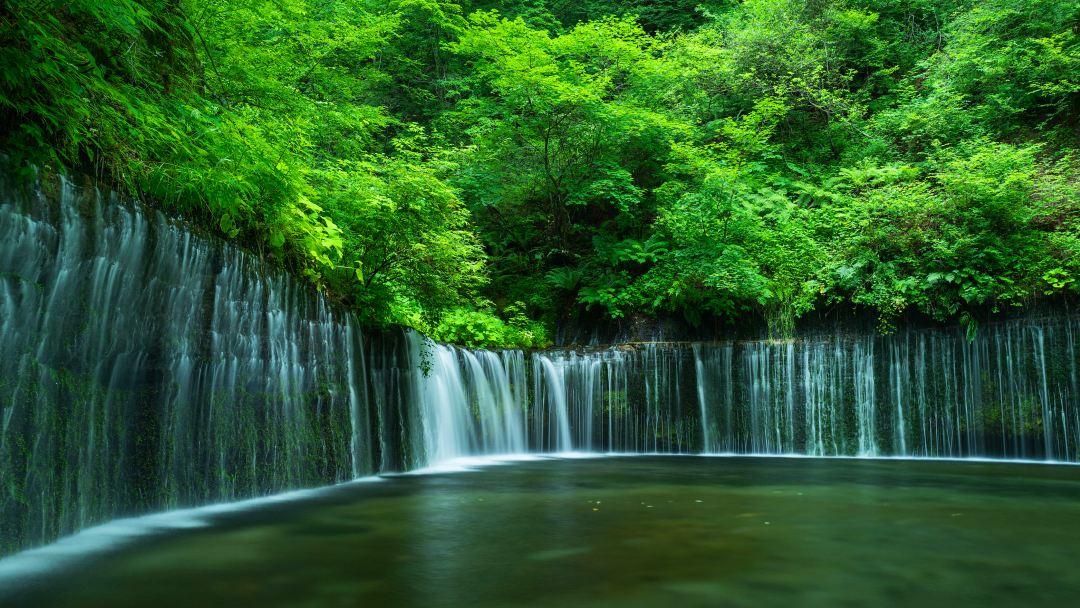 Heritage Mt.Fuji Tour[5th Station,Oshino Hakkai,Shiraito Falls]
