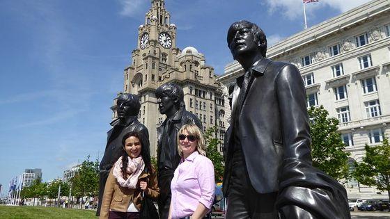 Liverpool Walk Safe Beatles & Culture Tour - Route 1