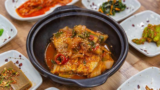 제주 서귀포 청우식당 식사권