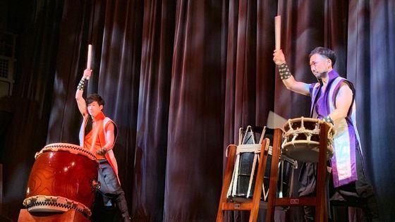 伝統×現代の融合!芸者や忍者のダンスエンターテインメントショー@浅草 自由席プラン