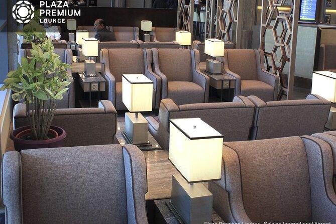 Muscat Salalah Airport Plaza Premium Lounge