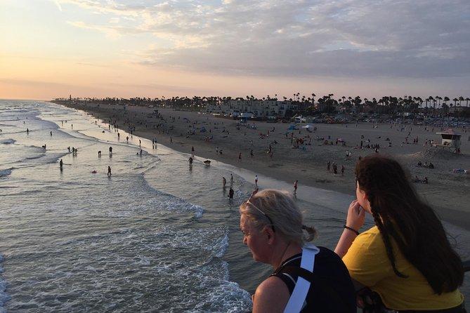Best Beaches in Orange County Tour