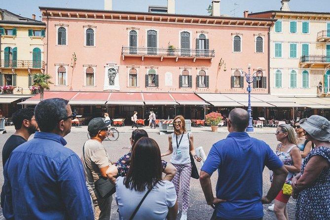 Semi-private Verona Highlights Walking Tour