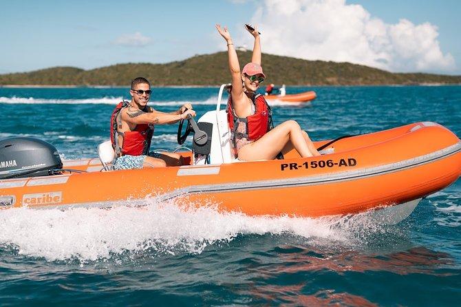 Mini Boat Snorkel Safari