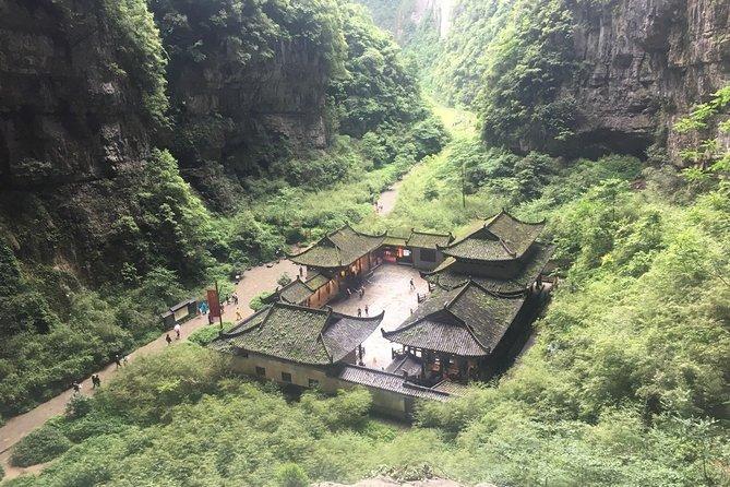Chongqing One Day Tour to Wulong Karst