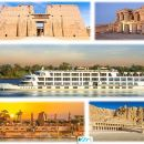 5 Day - 4 Night Nile Cruise Ship Sailing Between Luxor and Aswan Upper Egypt