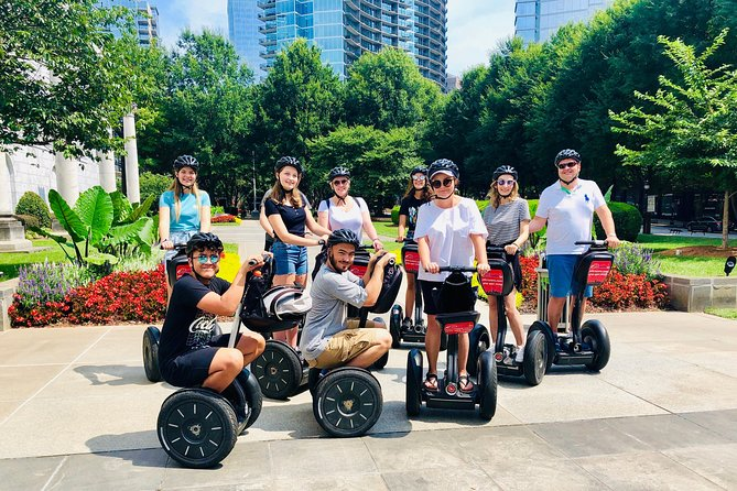 Atlanta Segway Tour: Midtown Sightseeing