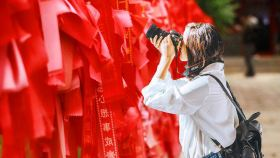 北京红螺寺一日游【祈福专线-每日往返-祈福求姻缘-千年古刹】