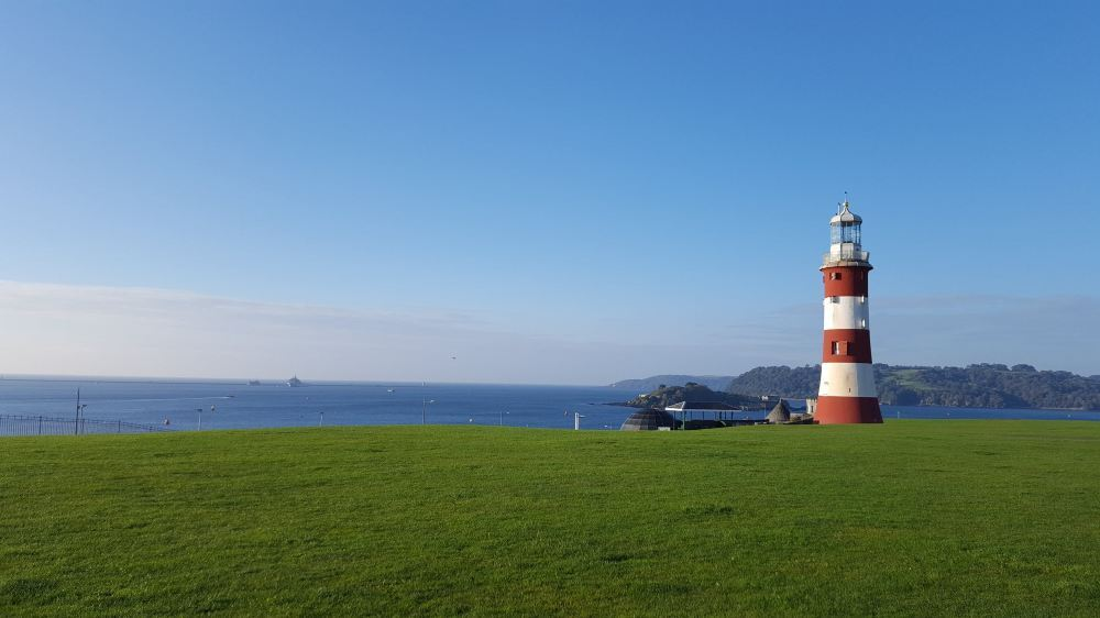 Take A Direct Train from London to Plymouth to Feel the Romance of the Seaside Town