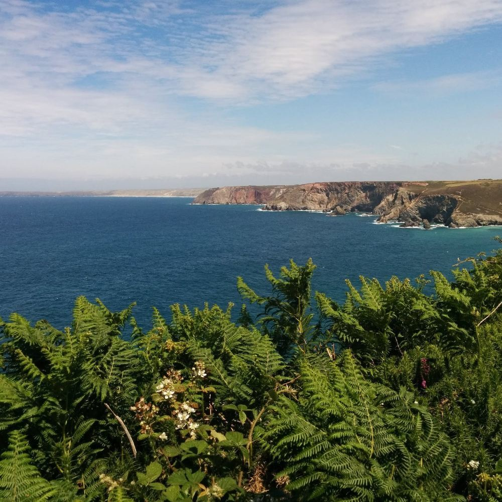 From London to the Southwest End of England-Cornwall