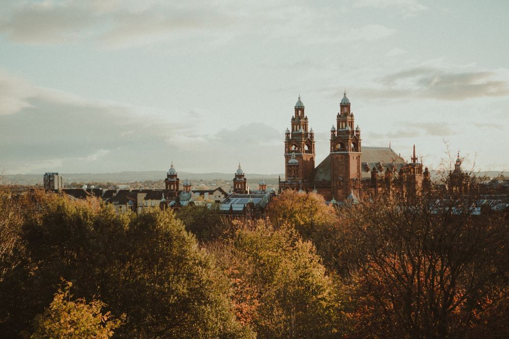 "Buy a Train Ticket to Glasgow to Explore the ""Soul"" of Modern Scotland"
