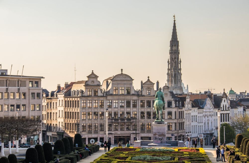 Three Attractions in Belgium Where You Can Arrive by Train