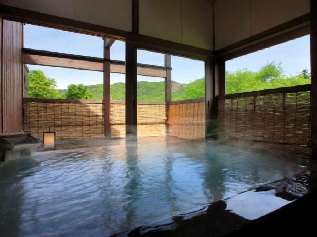 蔵王温泉のおすすめ露天風呂付旅館