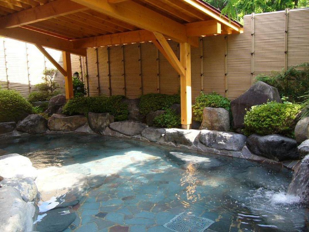 白駒の池周辺のおすすめ温泉宿 ホテル八峯苑鹿の湯