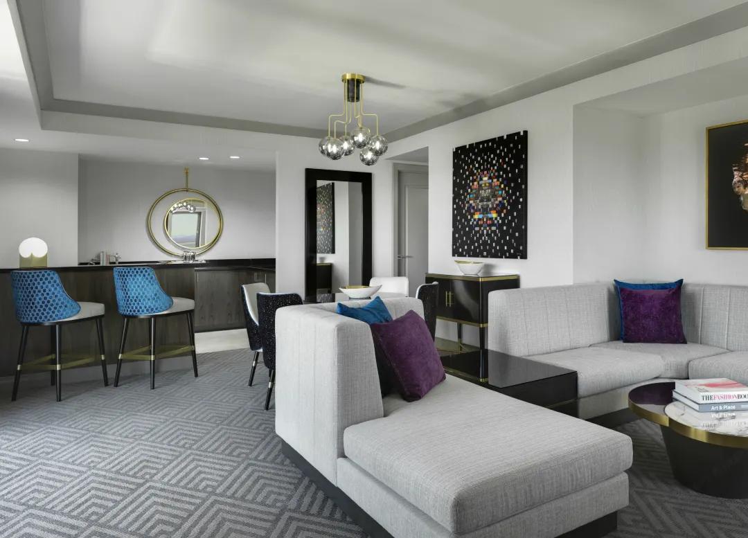 Wraparound Terrace Suite
