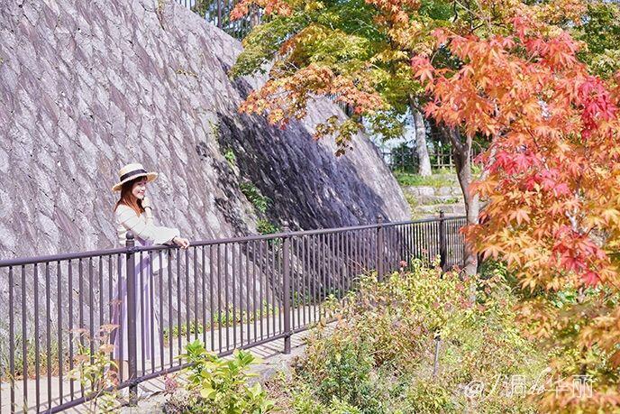 【伊香保温泉】紅葉の見頃は10月下旬~11月上旬