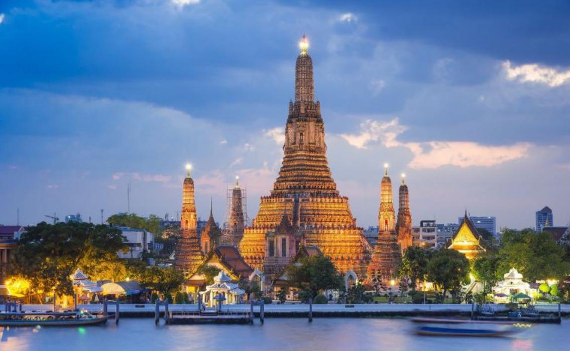 สถานที่ท่องเที่ยวในประเทศไทย