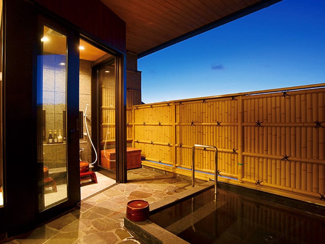 九頭竜湖周辺の人気露天風呂付温泉宿 満天の宿【九頭竜湖まで約29km】