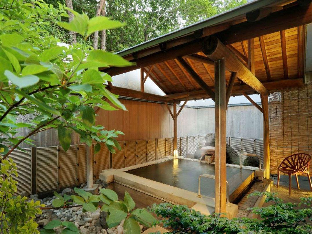 鳴子峡周辺のおすすめ露天風呂付温泉宿