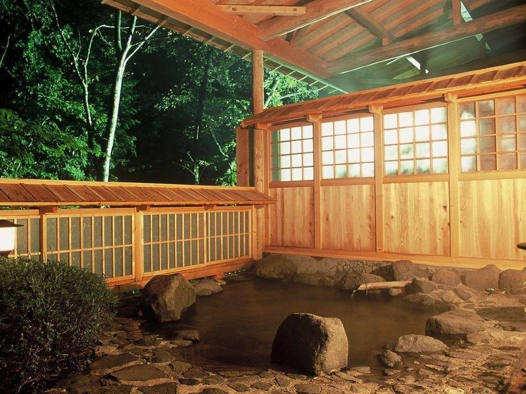 土湯温泉のおすすめ露天風呂付旅館