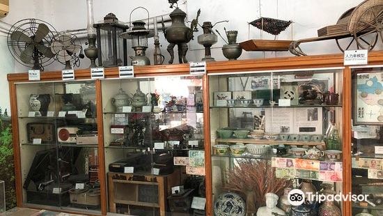 Tai O Rural Committee Historical and Cultural Showroom
