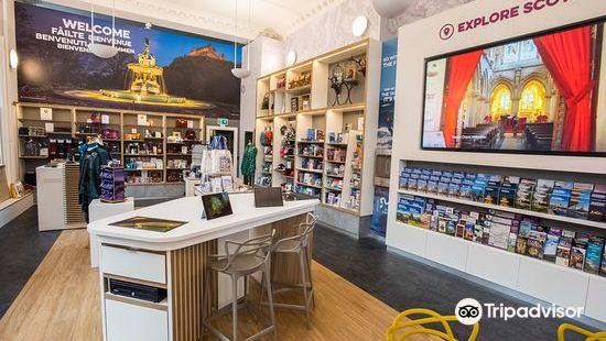 VisitScotland Edinburgh Information Centre