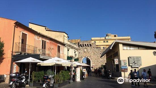 Porta Catania di Taormina