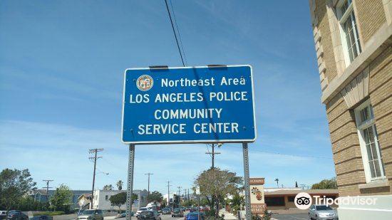 洛杉磯警察博物館
