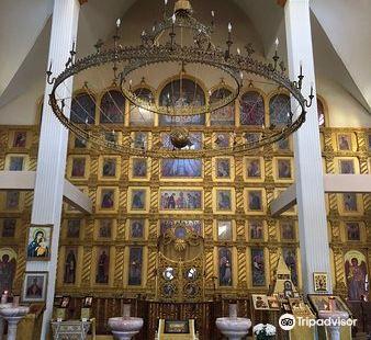 Holy Trinity Church in Phuket