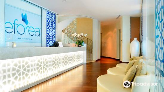 Eforea Spa at Hilton Doha