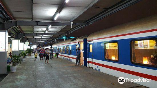 Hanoi Train Station
