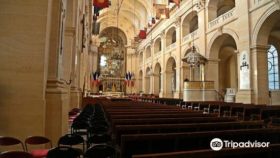 Cathédrale Saint-Louis des Invalides