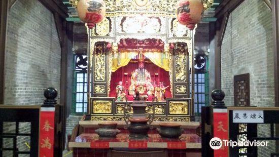 魯班先師木工藝陳列館