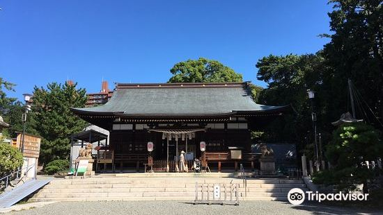 Yuzuruha Shrine