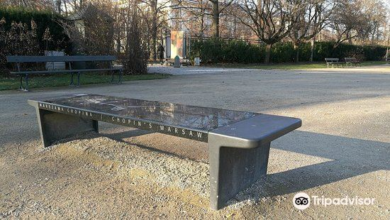 Chopin's bench