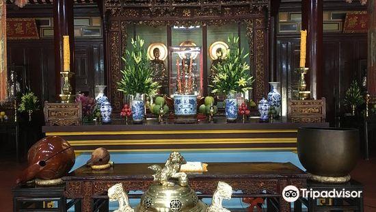 Tu Do Tham Quan Pagoda