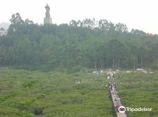双鹤公园-灵山