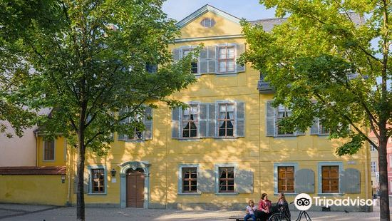 Schillers Wohnhaus