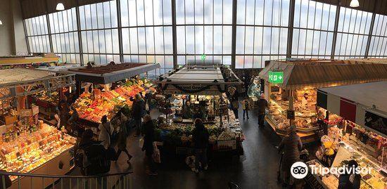 小市場大廳