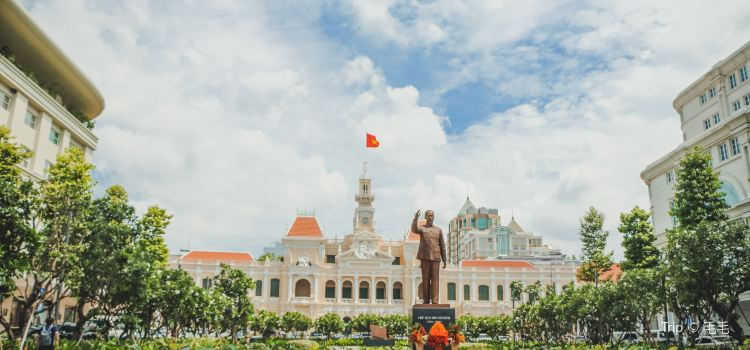 Ho Chi Minh City Hall2