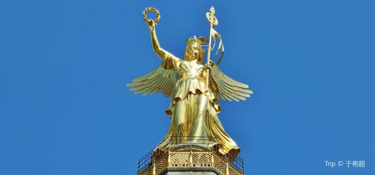 柏林胜利纪念柱3