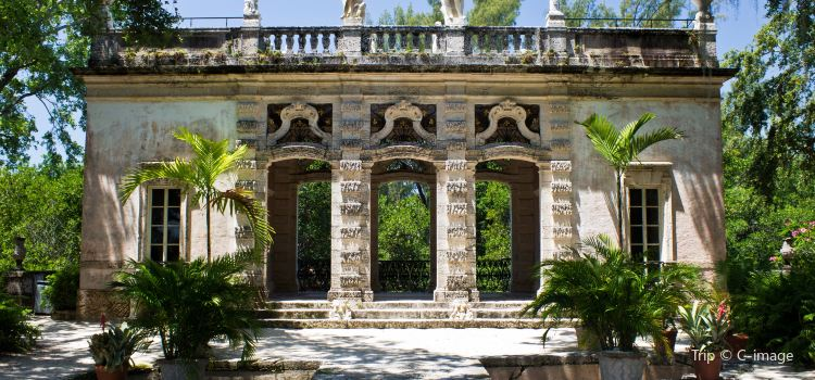 Vizcaya Museum and Gardens3