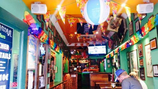 JJ Cathedral Irish Pub