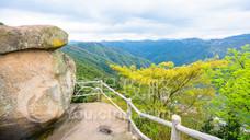四明山地质公园景区