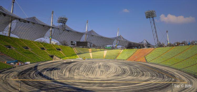 慕尼黑奧林匹克體育場