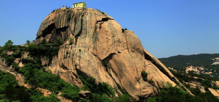 Tiezhai Scenic Area1