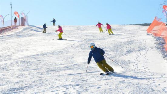 嵩頂滑雪場