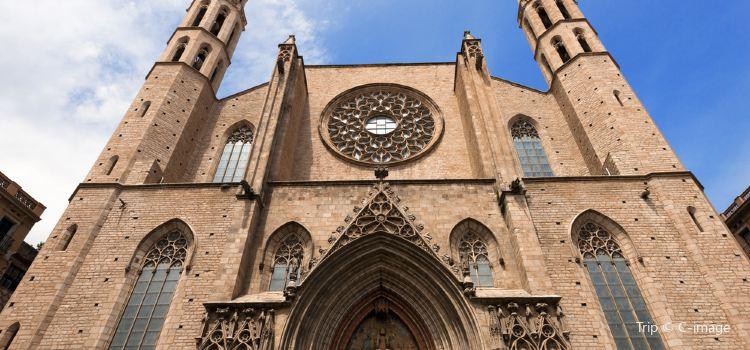 Basílica de Santa María del Mar1