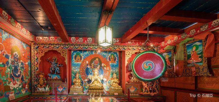 卓克基土司官寨文化旅遊景區2